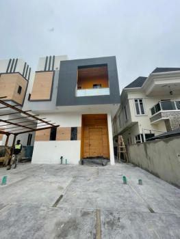 Contemporary 5 Bedroom Semi Detached Duplex, Osapa, Lekki, Lagos, Detached Duplex for Sale