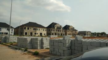 4 Bedroom Semi Detached Duplex Carcass, Karmo District International Market, Karmo, Abuja, Semi-detached Duplex for Sale