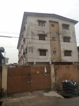 3 Bedroom Flat with a Room Bq, Off Allen Avenue, Allen, Ikeja, Lagos, Flat for Sale