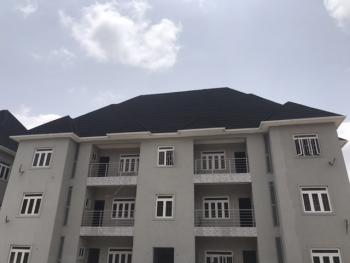 Topnotch & Serviced 3 Bedrooms Apartment with a Room Bq, By Stella Maris School, Life Camp, Abuja, Flat for Sale