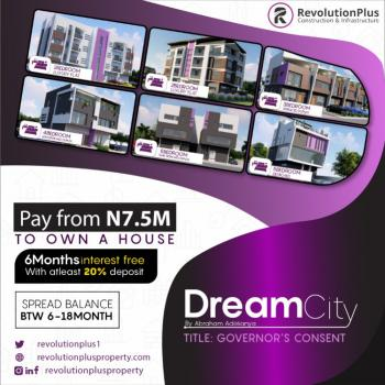 Dream City Apartment, By Abraham Adesanya, Ajah, Lagos, Terraced Bungalow for Sale
