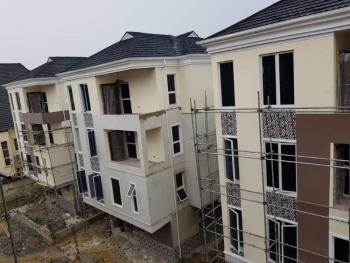Standing Five (5) Units of 5 Bedroom Mansions with Bq, Banana Island, Ikoyi, Lagos, Terraced Duplex for Sale