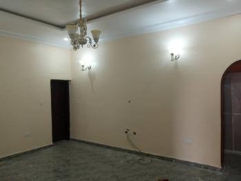 3 Bedroom Serviced Flat with Bq, Lento Alluminium, Life Camp, Abuja, Flat for Rent