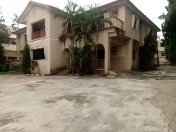 6 Bedrooms with 2 Rooms Bq, Zone 4, Wuse, Abuja, Detached Duplex for Rent