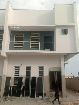 Exclusive 4 Bedroom Semi Detached Dulex with Bq, Ikota Villa Behind Maga Chicken, Lekki, Lagos, Semi-detached Duplex for Sale