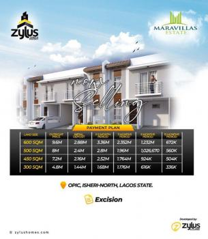 450sqm Lands in Maravillas Estate Isheri-north Gra Opic, Isheri-north Gra, Opic, Ojodu, Lagos, Land for Sale