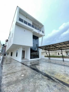 Contemporary 5 Bedrooms Detached Duplex with Swinming, Megamound Estate, Lekki, Lagos, Detached Duplex for Sale