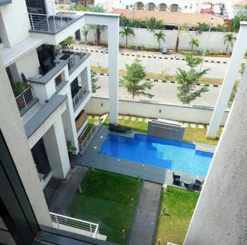 Luxury Four Bedrooms Maissonette, Banana Island, Ikoyi, Lagos, Flat for Rent