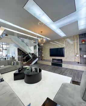 Massive 5 Bedrooms Duplex + Pool, Pinnock Beach Estate, Osapa, Lekki, Lagos, Detached Duplex for Sale