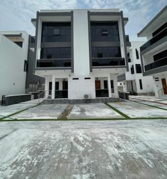Nicely Finished 4 Bedrooms with Maids Room, Off Banana Island Road, Old Ikoyi, Ikoyi, Lagos, Semi-detached Duplex for Sale
