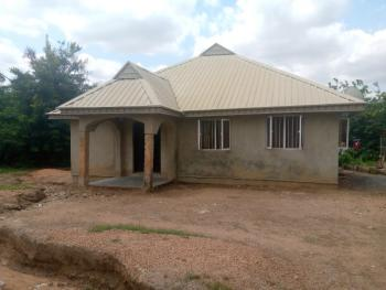 Cute 3 Bedroom Bungalow in a Developing Estate, Lane 4, Kasunmu Zone C Off Akala Express, Oluyole, Oyo, Detached Bungalow for Sale