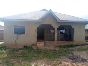 Cheap 3 Bedroom Bungalow with Uncompleted 2 Units of Self Contained, Adeseun Street, Olude, Wire and Cable Area, Apata Off Abeokuta Road., Apata, Ibadan, Oyo, Detached Bungalow for Sale