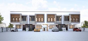 Smart Homes in The Fastest Developing Estate, Off Abraham Adesanya,lekki Scheme 2, Ajah, Lagos, Terraced Duplex for Sale