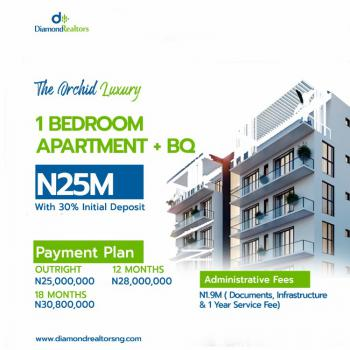 Luxury 1 Bedroom Apartment, Monastery Road, Sangotedo, Ajah, Lagos, Flat / Apartment for Sale