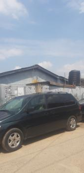 2 Unit Bungalows on a Full Plot of Land, Omololu Street, Off Randle, Surulere, Lagos, Residential Land for Sale