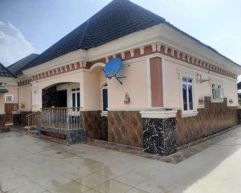 Luxury 3 Bedroom Bungalow, Gwarinpa, Abuja, Detached Bungalow for Sale