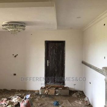 Lovely 4 Bedroom Edifice Uncompleted, Ibokuru, Ifo, Ifo, Ogun, Flat for Sale