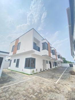 Exquisitely Finished 3 Bedroom Terrace  and a Room Bq, Abraham Adesanya, Ajah, Lagos, Terraced Duplex for Sale