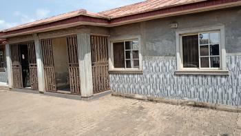Neat 2 Bedroom Flat All Tiles Floor 2 Tenants at Lanfenwa, Lanfenwa Ogun State Close to Ayobo, Ipaja, Lagos, Flat for Rent