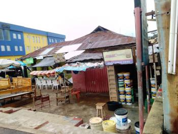 1000sqm Old Structures with C of O, Mokola Dugbe Road Opp Eliganza Plaza Sango, Dugbe (onireke), Ibadan North-west, Oyo, Commercial Land for Sale
