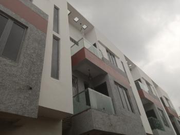 Luxury New 4 Gedroom Duplex with 2, Sitting Room and Bq, Adeniyi Jones, Ikeja, Lagos, Terraced Duplex for Sale