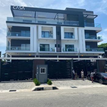 Beautiful 4 Bedroom Penthouse Flat with a Bq;, Old Ikoyi, Ikoyi, Lagos, House for Sale