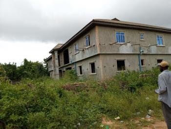 90% Completed 3 Bedrooms 4 Units Flat., Winners Road, By The Boarding School, Off Sapele Road., Benin, Oredo, Edo, Block of Flats for Sale