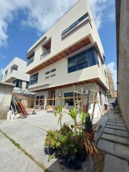 Beautiful 5 Bedroom Detached with 2 Rooms Bq, Off Banana Island, Ikoyi, Lagos, Detached Duplex for Sale