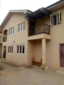 Massive 3 Bedroom Flat All Rooms Ensuite Well Equipped with Study Room, Havana Estate, Berger, Arepo, Ogun, Flat for Rent