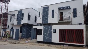 Porch 3 Bedroom Serviced Terraced Duplex in an Existing Estate, Off Orchid Road, Lekki Expressway, Lekki, Lagos, Terraced Duplex for Sale