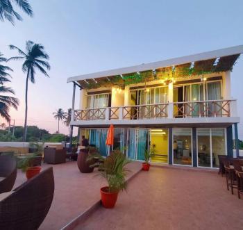 Luxury 3 Bedrooms Beach House, Beach, Ilashe, Lagos, Detached Duplex Short Let