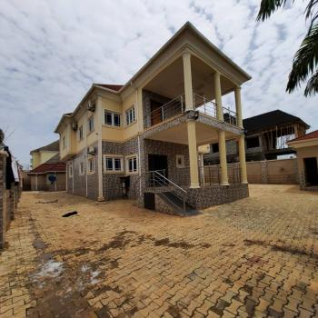 Partly Furnished 4 Bedroom with 3 Units of Self-contained Bq, Ipent Estate, Lokogoma District, Abuja, Detached Duplex for Sale