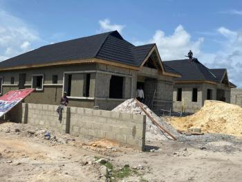 3 Bedroom Fully Detached Bungalows with Payment Plan, Few Minutes From Shoprite Sangotedo Ajah, Awoyaya, Ibeju Lekki, Lagos, Detached Bungalow for Sale