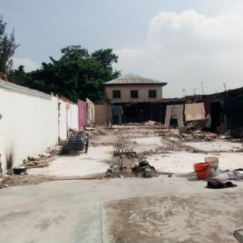 Empty Plot of Land, Modupe Johnson Street, Surulere, Lagos, Residential Land for Sale