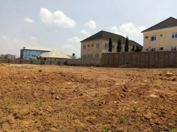 a Well Sited Commercial Land, Citec Estate, Dakibiyu, Abuja, Land for Sale