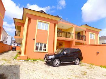 4 Bedroom Semi Detached with Separated Mini Flat Behind, Osapa London, Lekki, Lagos, Semi-detached Duplex for Rent