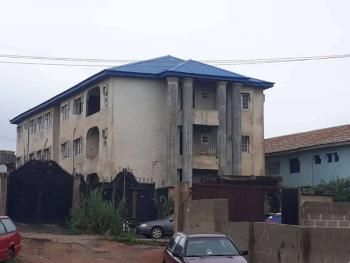 85% 6nos of 3 Bedroom Flat Each with C of O, Kokoro Abu Road Off Awolowo Rd, Ikorodu, Lagos, Block of Flats for Sale