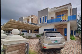 Four (4) Bedroom Detached Duplex with a Room Bq, Megamound Estate, Ikota, Lekki, Lagos, Detached Duplex for Sale