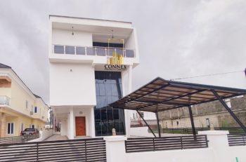 Luxury Five (5) Bedroom Detached Duplex with a Room Bq and Swimming Pool, Ikota, Lekki, Lagos, Detached Duplex for Sale