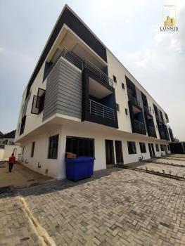 4 Bedroom Terraced Duplexes with a Bq, Adeniyi Jones, Ikeja, Lagos, Terraced Duplex for Sale