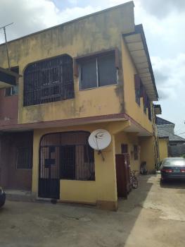 3 Bedroom Block of 2 Flats + 2 Bedroom Bungalow Bq with C of O, Unity Estate, Egbeda, Alimosho, Lagos, House for Sale