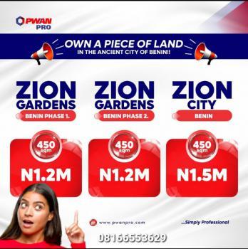 Benin Estate Lands with 24 Hour Light, Benin, Oredo, Edo, Mixed-use Land for Sale