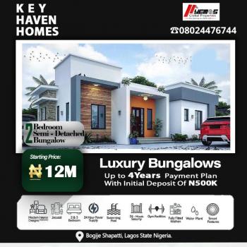 2 Bedroom Semi Detached Bungalow, Bogije, Ibeju Lekki, Lagos, Semi-detached Bungalow for Sale