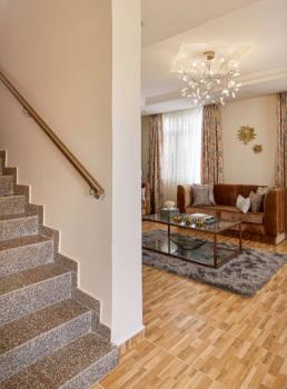 Luxury 3 Bedrooms Duplex, Mobil Road, After Vgc, Lekki, Lagos, Semi-detached Duplex Short Let