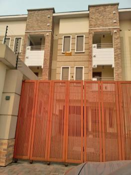 4 Bedroom Terrace Duplex with Private Compound and Bq, Lekki Phase 1, Lekki, Lagos, Terraced Bungalow for Sale