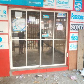 Fairly Used Shop Looking Good, Along Badore Road, Ajah, Lagos, Shop for Rent