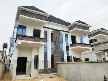 Newly Built 4 Bedroom Semi-detached Duplex with Bq, Ologolo, Lekki, Lagos, Semi-detached Duplex for Sale