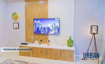 Stunning 1 Bedroom Massionette, Abraham Adesanya, Ogombo, Ajah, Lagos, Terraced Duplex for Sale