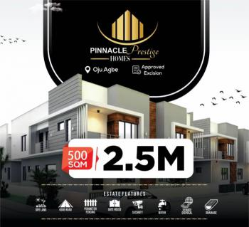 Plots of Land in a Serene Location, Dry Land with Good Title, Oju Agbe, Eleko, Ibeju Lekki, Lagos, Residential Land for Sale