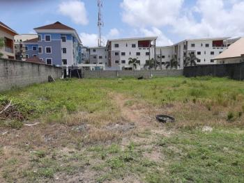 1315sqm of Land ,well Fenced with Gate,facing D Tarred Road., Off Onigefon, Oniru, Victoria Island (vi), Lagos, Mixed-use Land for Sale